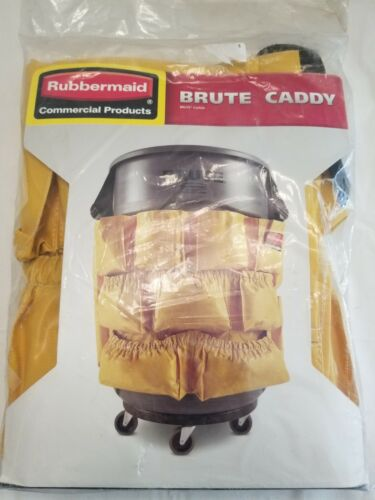 Rubbermaid Commercial Grade Caddie for BRUTE 32 & 44 Gallon Cans Vinyl