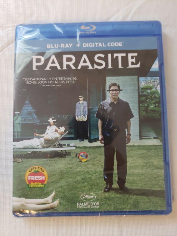 Parasite (Blu-ray, 2020)