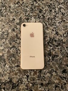 Gold iPhone 8 *UNLOCKED AND MINT CONDITION*