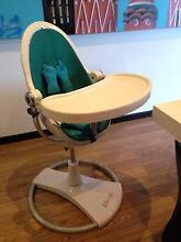 Bloom Fresco Chrome High Chair Royal Park Charles Sturt Area Preview