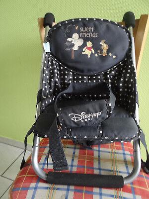 Kinderstuhl Sitzerhöhung Disney klappbar für Reisen / Urlaub Baby / Kleinkinder  gebraucht kaufen  Altenmoor