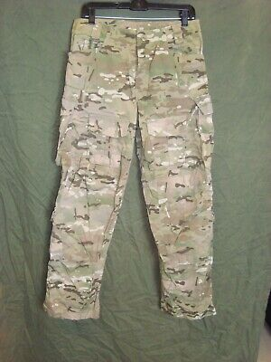 US Army Crye Precision Custom Field Pants 30R Multicam Free Shipping