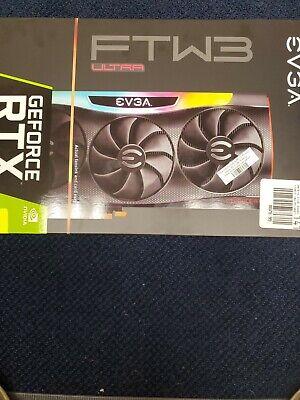 EVGA GeForce RTX 3080 FTW3 ULTRA 10GB GDDR6X Graphics Card