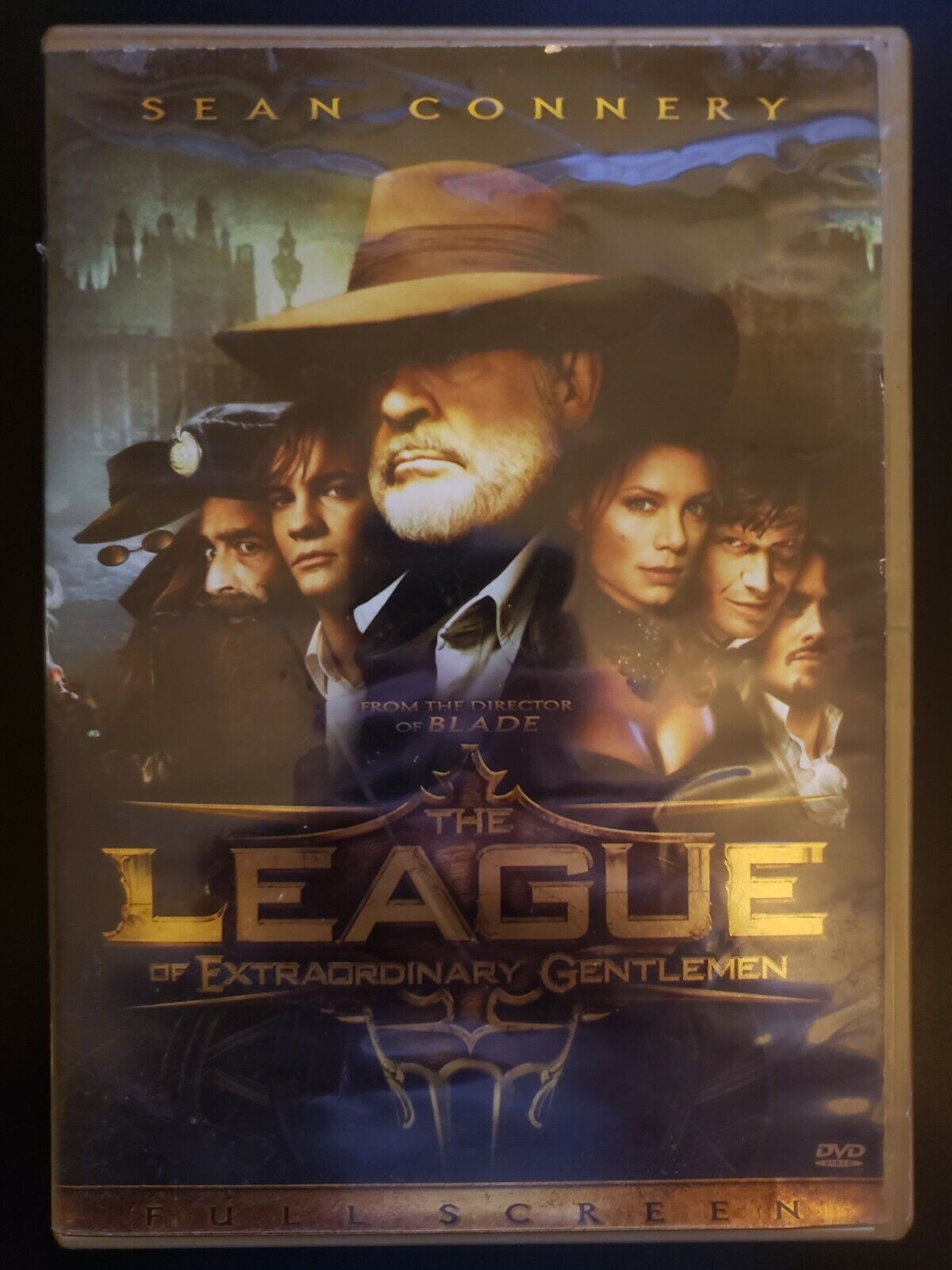 The League Of Extraordinary Gentlemen DVD WITH CASE COVER ART BUY 2 GET 1 FREE - $4.49