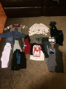 Baby boy lot Gap, Nike, tommy