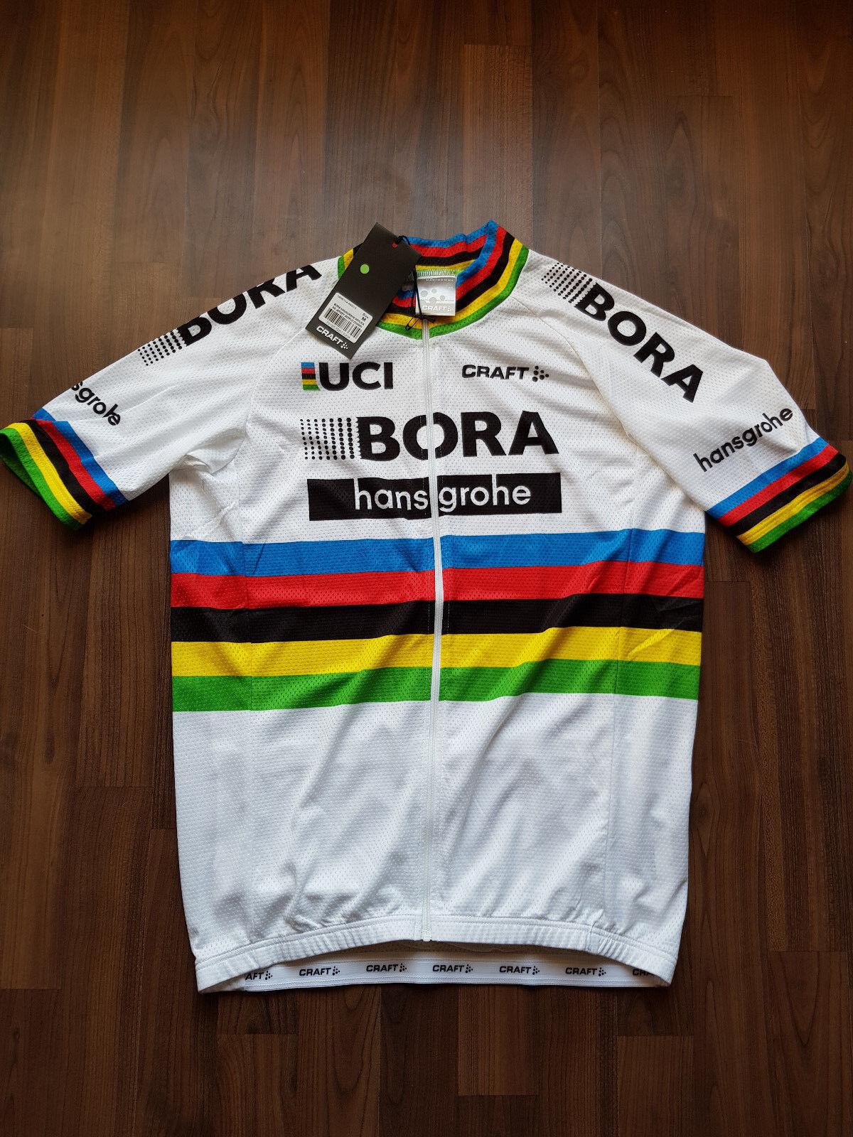 Bora Hans Grohe Peter Sagan Weltmeister Trikot + Hose Set Craft Größe XXXL -NEU-