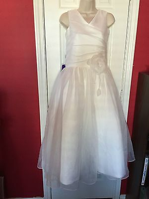 (JJ's House wedding or special occasions Ivory dress size 11)