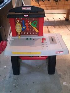 Little Tykes Craftsman Work/Tool Bench Kawartha Lakes Peterborough Area image 1