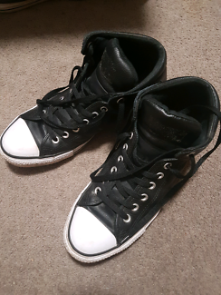 8e54450248b Size US10 Converse All Star Leather Limited edition.