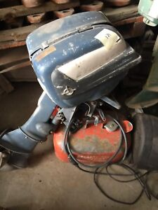 Old Johnson outboards