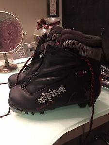 Youth ski boots size 33