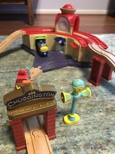 Chuggington Train Track