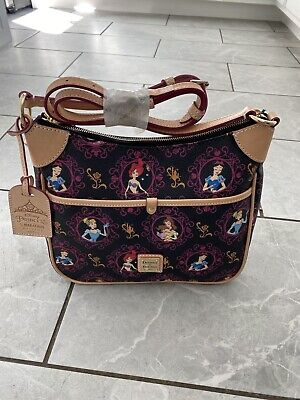 Disney Dooney And Bourke Princess Half Marathon Crossbody NWT