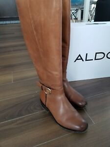 ALDO High boots (brown)