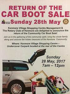 Kenmore Village Community Car Boot Sale!!!!! Kenmore Brisbane North West Preview