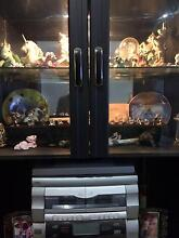 Black cabinet - good condition Grays Point Sutherland Area Preview