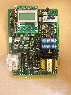 Abb Flame Monitor C86-10328 Fire Alarm