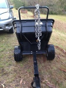 Tipper trailer for small tractor or ATV Mansfield Mansfield Area Preview
