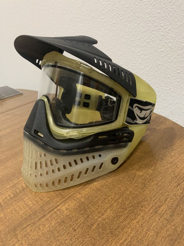 OG All Clear Jt Proflex Mask Flex 7 Spectra RARE