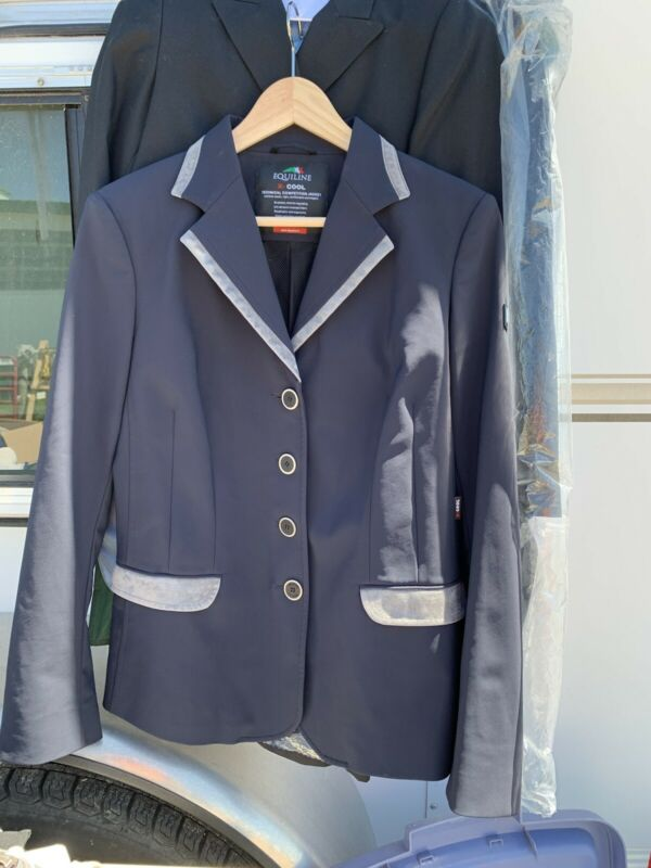 Equiline X-Cool Technical Competition Jacket