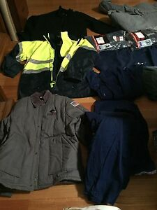 a bag of man's uniform, XL and XXL, most of them are new Bull Creek Melville Area Preview
