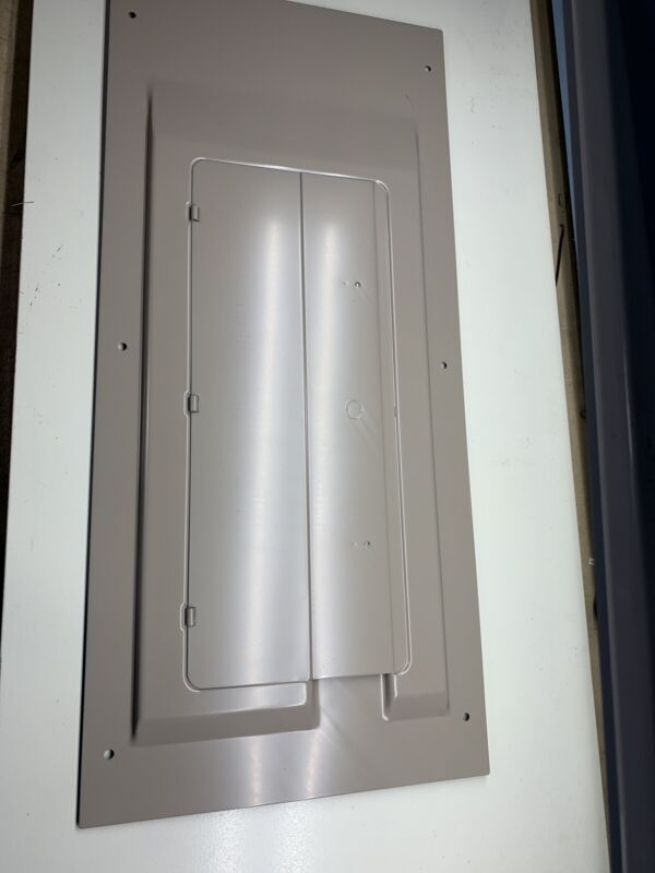 "Cutler Hammer CH7GGF Breaker Panel Cover 34"" X 15.5"""