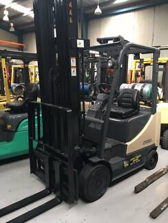 Crown Counterbalance Forklift