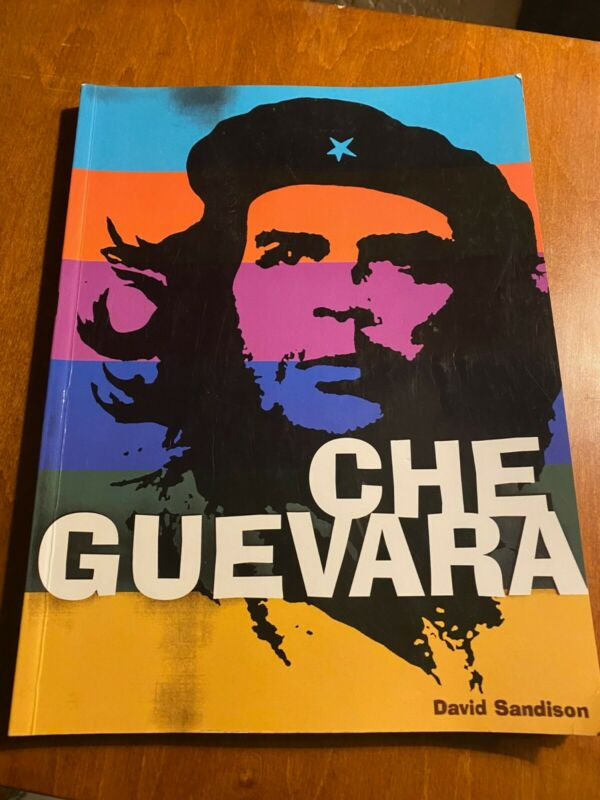Che Guevara coffee table picture book