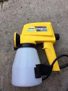 Wagner power sprayer $100