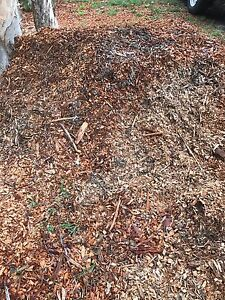 Free mulch pick up Mount Riverview Blue Mountains Preview