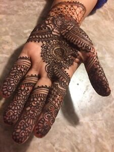 Henna/Mehndi for All Occasions Huntclub