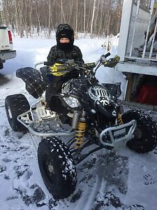 2009 CAN AM DS 450 XXC