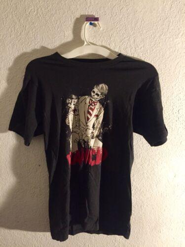 Rancid - Let the Dominoes Fall 2009 Tour Shirt - Vintage - Men