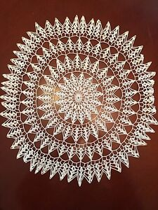 Beautiful Handcrafted Doilies
