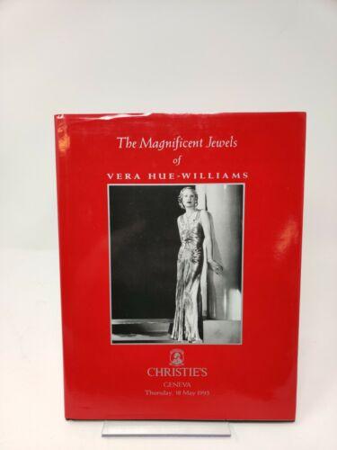 Christies Geneva auction catalog: Jewels of Vera Hue-Williams 18 May 1995