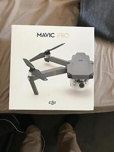 Dji mavic in hand not pre order Maribyrnong Maribyrnong Area Preview