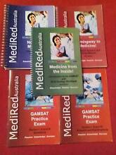 Like-New Condition Gamsat Medired Manuals for Sale Carlton Melbourne City Preview