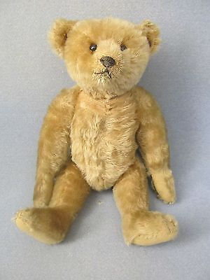 """Very Old Vintage Steiff Bear 12"""" Rare Antique Early 1900's"""