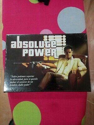 Pack Absolute Power que incluye 4 Juegos para Pc Nuevo y Precintado