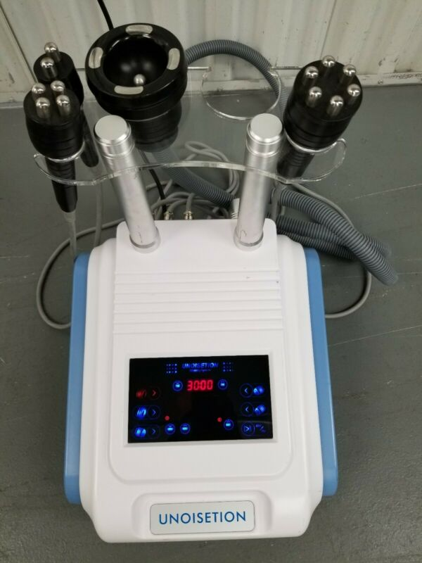 Cavitation Ultrasonic Fat Slimming RF Vacuum Machine Radio Frequency Model 5302