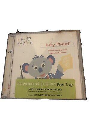 Baby Einstein : Baby Mozart CD