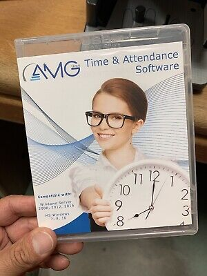 Amg Time And Attendance Software