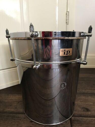 "Latin Percussion Cuica 10"" Vintage - rare!"