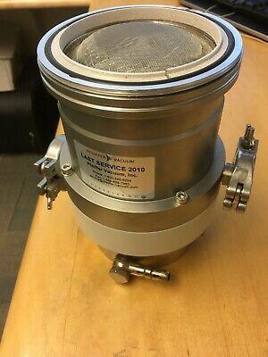 Pfeiffer Tph 240 Mag Shield Dn 100 Iso-k Pm P01 320 B Used Pump