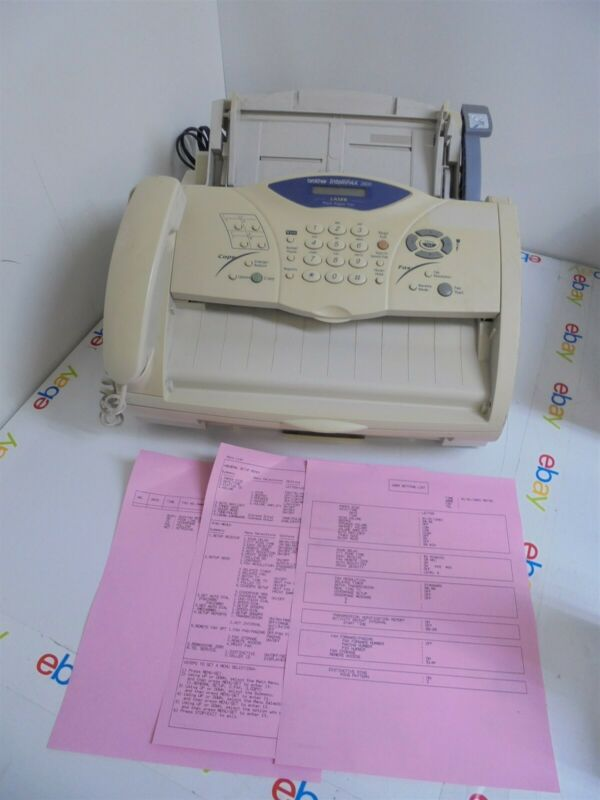 Brother IntelliFax-2800 Plain Paper Laser Fax Phone Copier