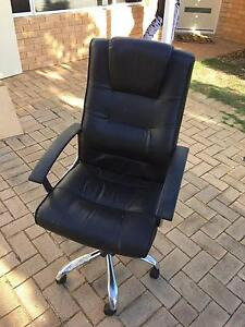 Executive Style Office Chair Ocean Reef Joondalup Area Preview