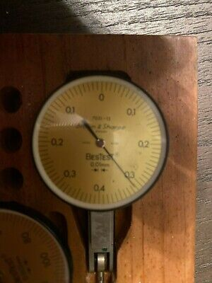Brown Sharpe 7031-13 Bestest Dial Test Indicator 0.01mm