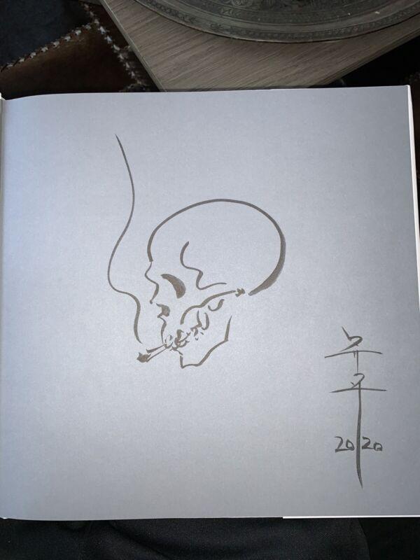 SHOHEI OTOMO REIWA ART BOOK - SIGNED!! LIMITED