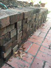 Red brick pavers Canterbury Boroondara Area Preview