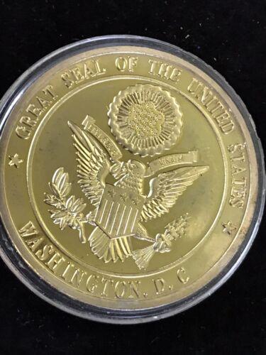 Vintage Pentagon Great Seal United States Token Challenge Coin Washington DC - $19.99